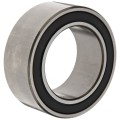 Double row angular contact ball bearings for air conditioner
